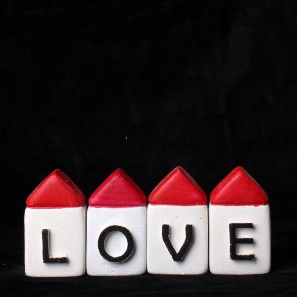 Harfli Evler – Love