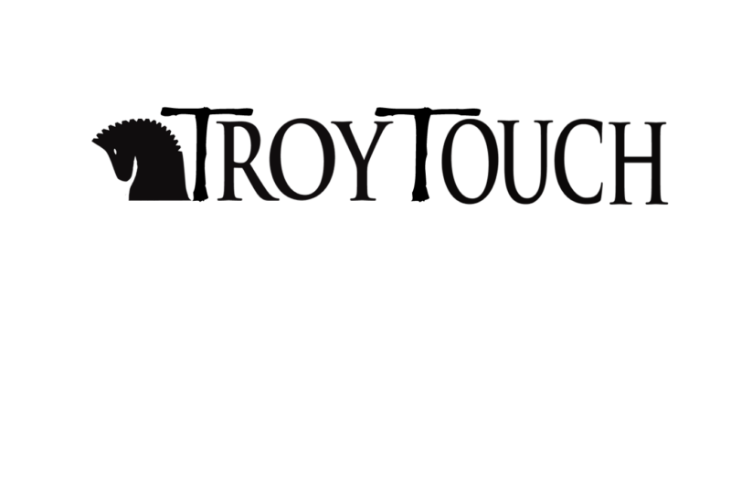 Troy Touch logo type