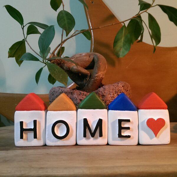 Harfli Evler – Home