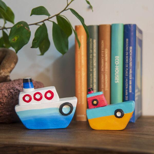Neşeli Gemiler