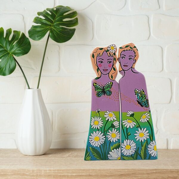Soulmates  Ruh Eşi Biblosu Bahar Çiçekleri