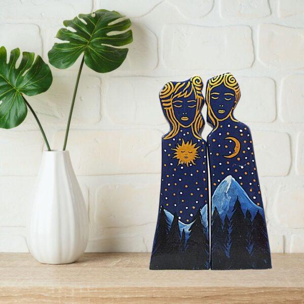 Soulmates Ruh Eşi Biblosu Yıldızlı Gece
